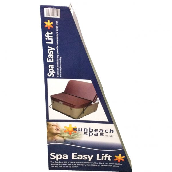 Spa easy lift packaging